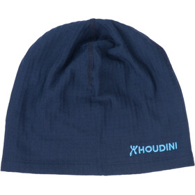 Houdini Wooler Top - Couvre-chef - bleu